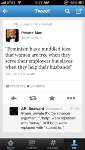 Tweet Private Man CLEAN