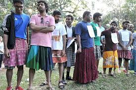 india skirts