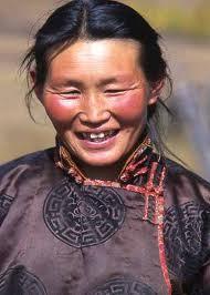 mongolia woman