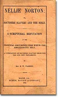 """southern pro slavery rhetoric essay example For example, in a speech given in bloomington, illinois, he exclaimed, """"""""emancipation was halted by the organization of abolitionist parties because the south felt threatened"""" (110) when people his rallies heard statements like this, it may sowed pro-slavery doubts in the minds of anti-slavery northerners."""