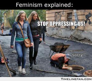 oppressing