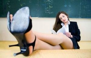 slut teacher