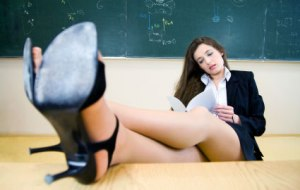 slut teacher