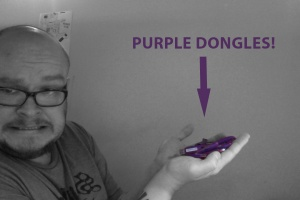 purple-dongles