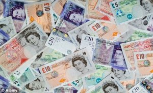 bank notes UK