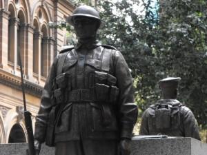 Memorial Cenotaph Martin Pl