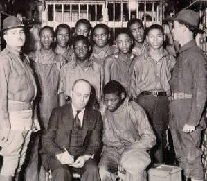 Leibowitz,_Samuel_&_Scottsboro_Boys_1932